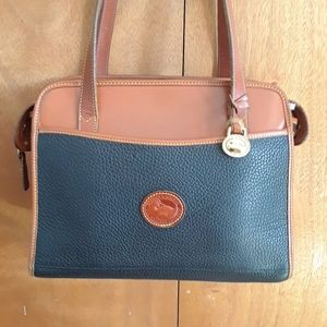 Vintage Dooney & Bourke Shoulder Handbag